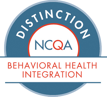 Distinction NCQA Behavioral Health Integration