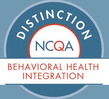Distinction NCQA Behavioral Health Integration